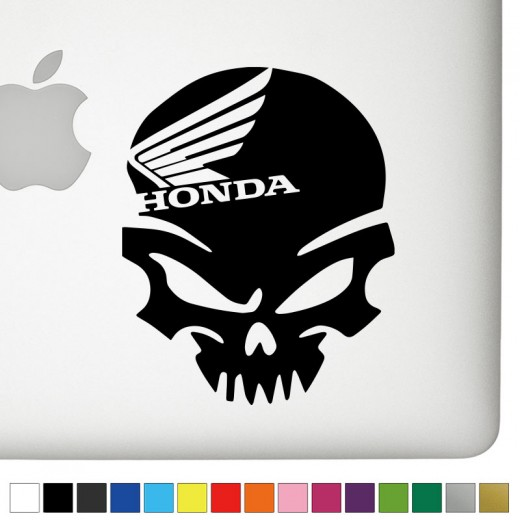 Honda Motorbike Stickers Automotivegarage Org