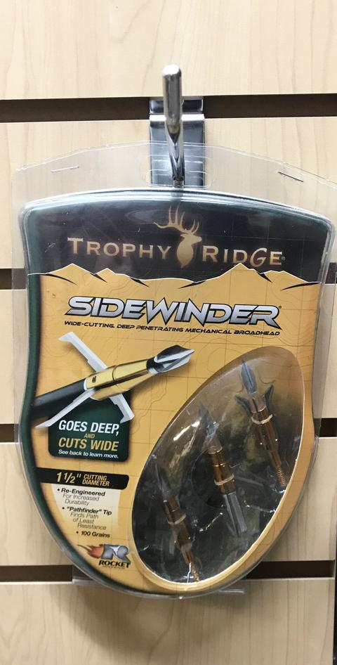 Trophy Ridge Sidewinder Broadhead