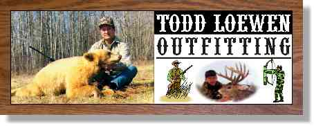 todd loewen outfitting