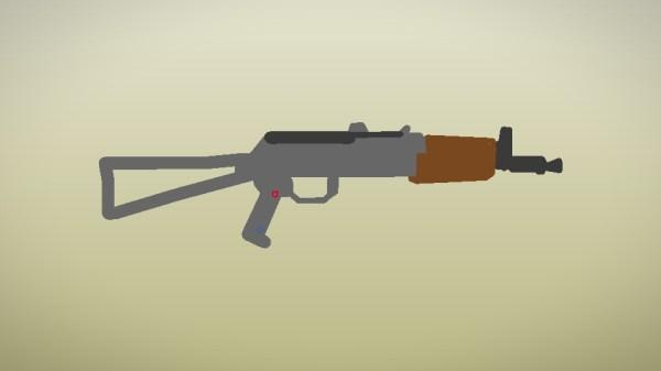 AKs-74U   Stick Nodes