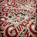 Gunsmoke Stickers