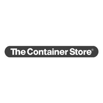 the container store logo one blackandwhite EDIT1