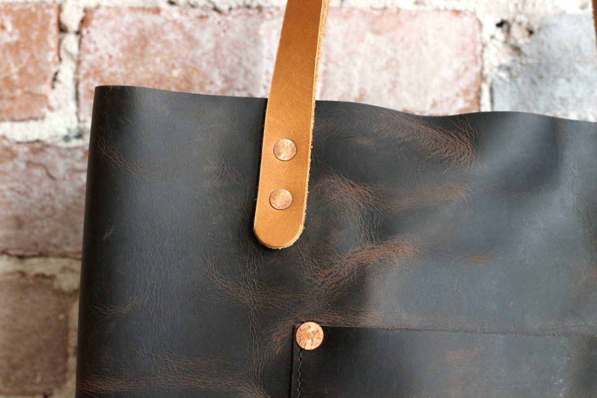 whiskey charlie tote by zoe johnson handmade