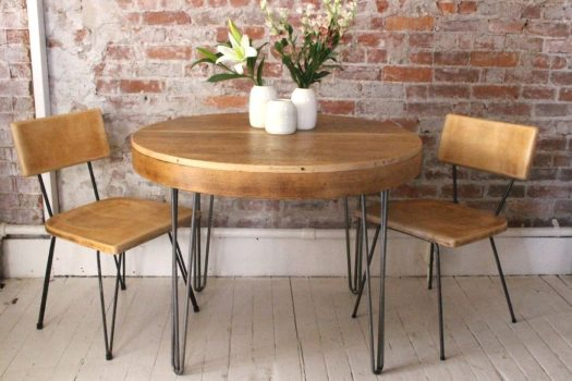 sticks and bricks dining chairs