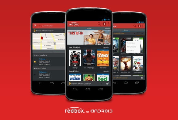Redbox Android Phone (2013)