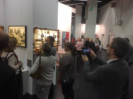 Max Zorn, Blooom Art Fair, Stick Together Gallery