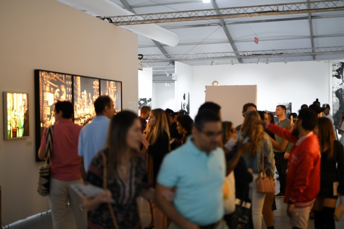 Stick Together Gallery booth SCOPE Miami 2019
