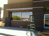 Waddell BK After Commercial Window Tinting