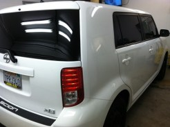 white-scion-after-mobile-tinting