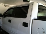 F150 Crew After Window Tinting