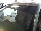 Acura After Windshield Visor Tinting