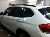 After BMW X1 Auto Window Tinting