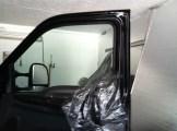 Strip PD f250 Window Tint