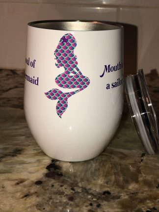 Soul of a Mermaid Tumbler