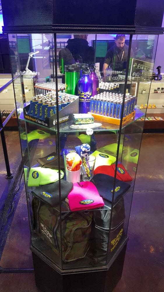 colorado dispensary recreational swag case