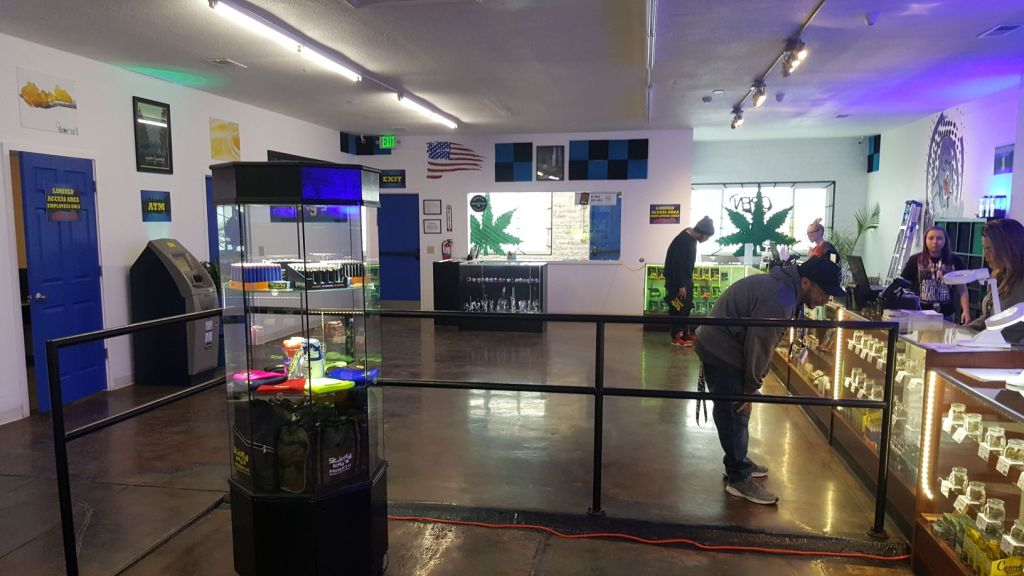 colorado dispensary recreational inside