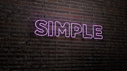 Brand differentiation starts with simple clarity