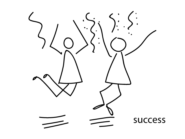 S is for . . . success!