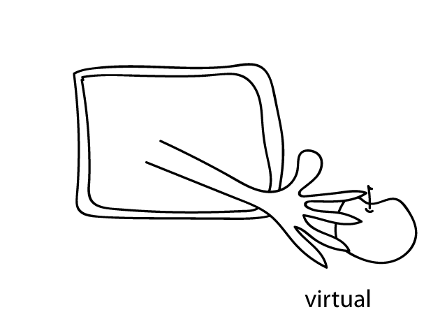 V is for . . . virtual!