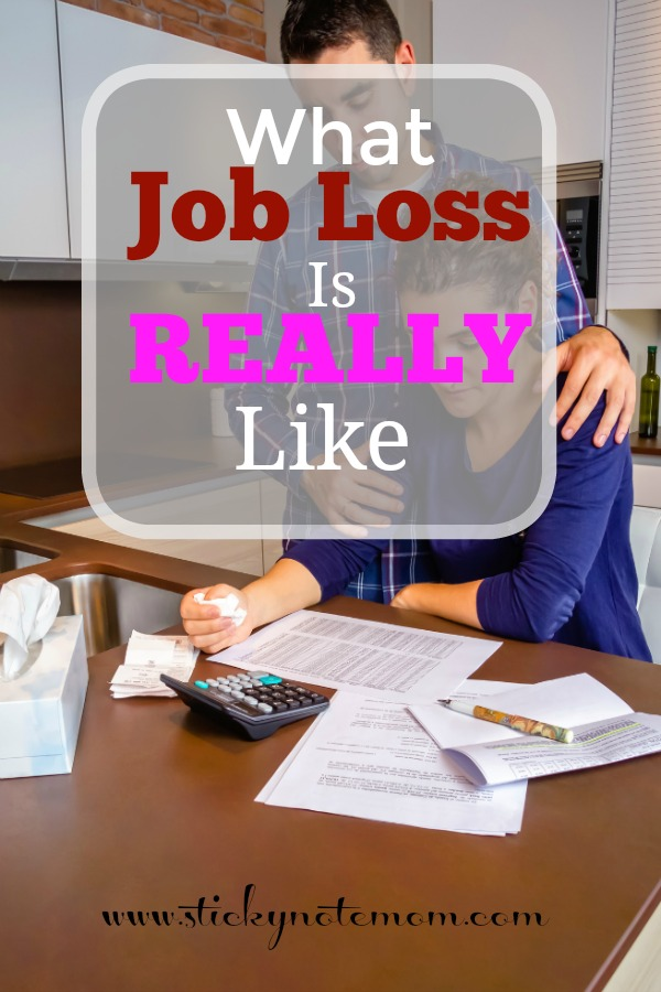 No One expects Job Loss to happen to them. #jobloss #unemployment