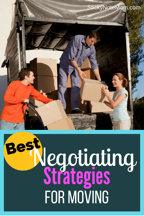 How do you keep your moving budget low? Learn these negotiating strategies to help your moving budget.