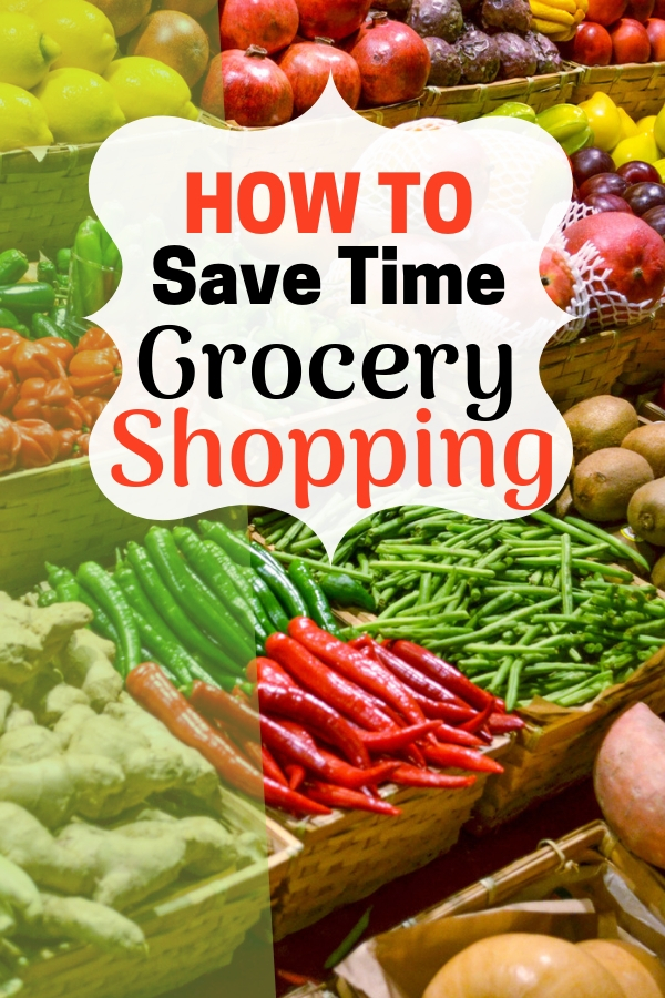 Meal planning and grocery shopping have become my least favorite part of the week. I decided to take control and save time grocery shopping. This has changed my life! #groceryshopping #mealplanning #groceries