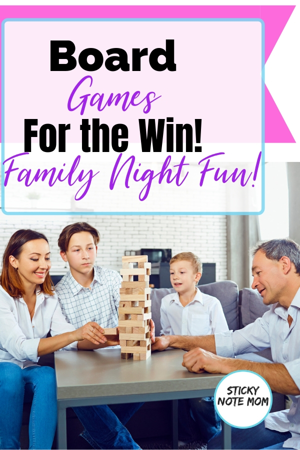 We started playing board games for family night about a year ago. We do it about once a month. We have snacks and some family fun. We love playing board games for family night and when we have guests. #familynight #familyfun