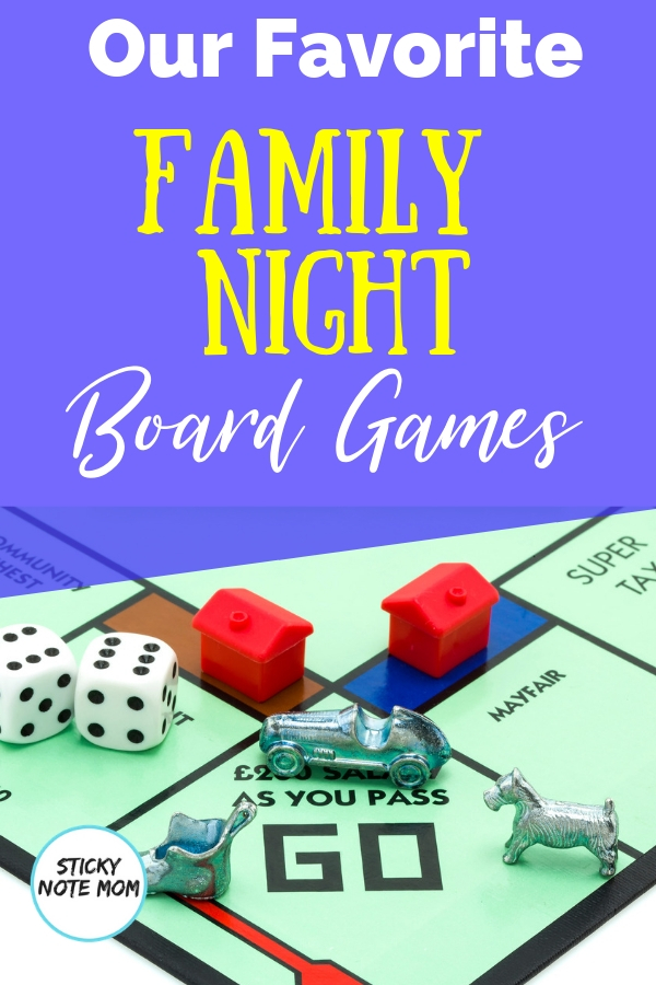 We started playing board games for family night about a year ago. Board games for family nights creates some good healthy competition. It is some good family fun. We love playing board games for family night and when we have guests. #familynight #familyfun #family