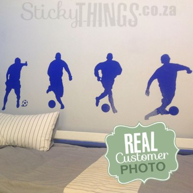 Soccer Wall Sticker South Africa