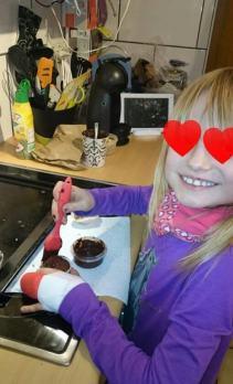 Ein Kuchen für Melanie von Alissa