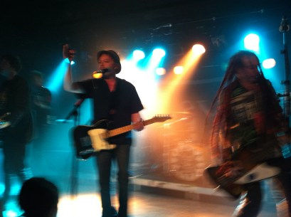 The Levellers in concert