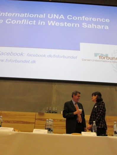 Conference on Western Sahara, Copenhagen