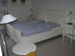 Schlafzimmer, ©Foto: Stift Fischbeck