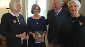 Buchpräsentation Renate Oldermann, Foto Barbara Jahn
