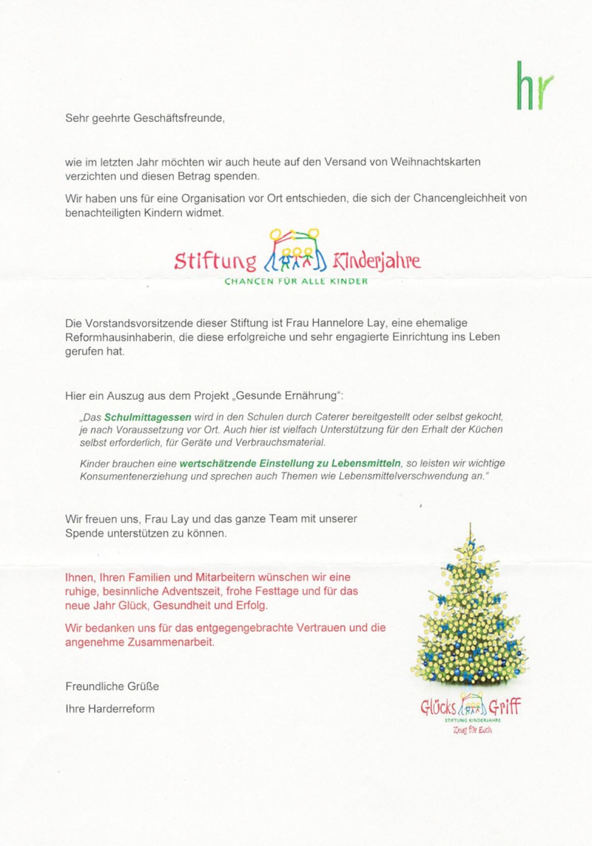 Wir danken Ihnen › Stiftung Kinderjahre