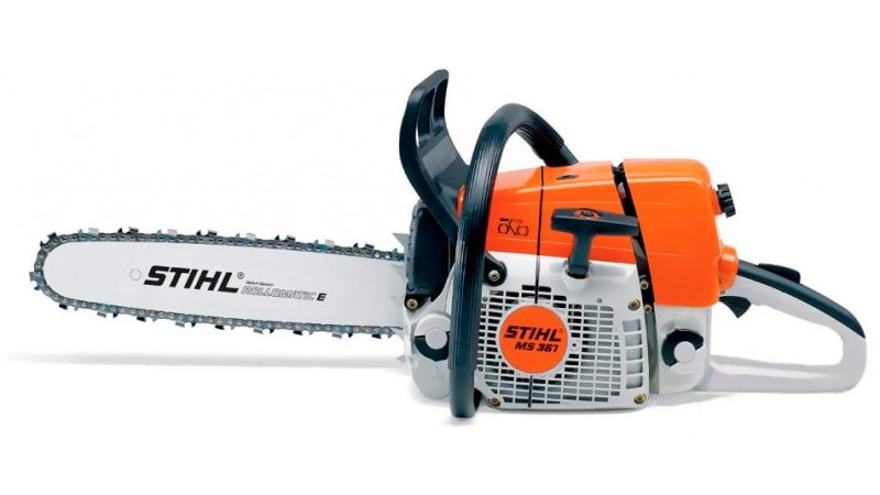 stihl ms 361 owners manual