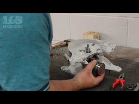 How to Replace the Cylinder & Piston on a Stihl TS410 Disc Cutter | L&S Engineers