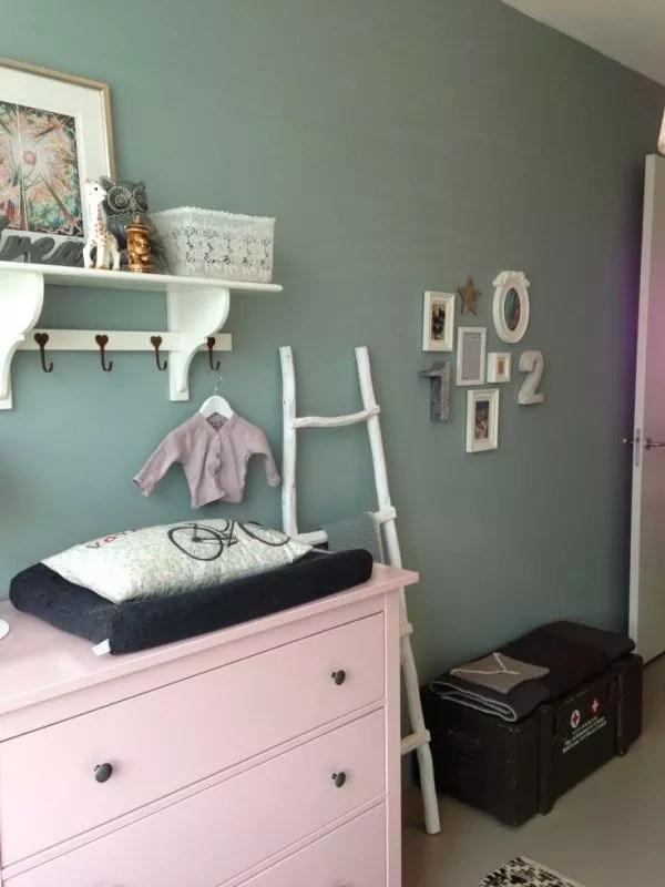 Betere Interieur & kids   Mintgroen - Babykamer/ Kinderkamer inspiratie JD-89