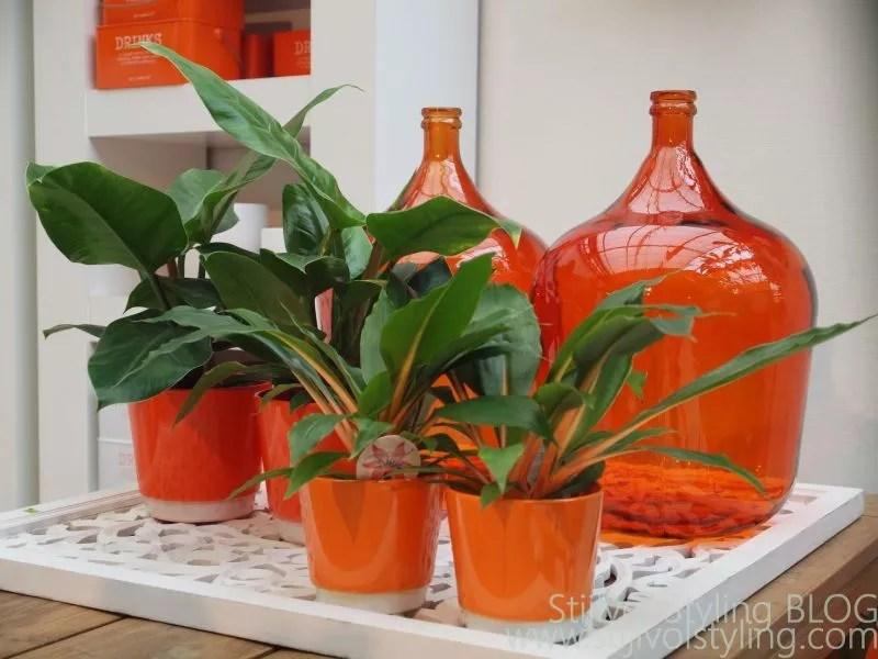 Kleur oranje in jouw interieur u stijlvol styling woon