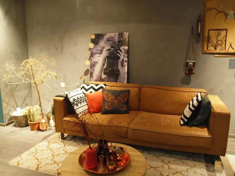Interieur woonkamer inrichten in de stijl 39 robuust for Kleur mijn interieur