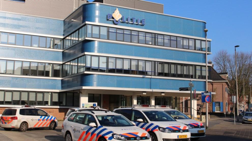 Opening politiebureau Enschede