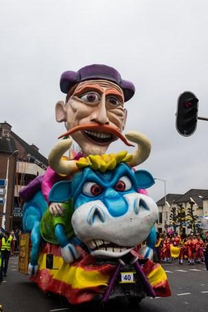 SKL_Carnavalsoptocht Oldenzaal 2017-3