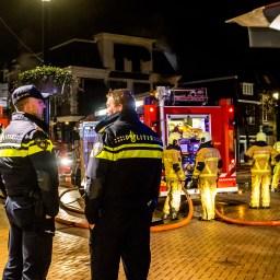 Grote brand Stadsbrasserie Almelo