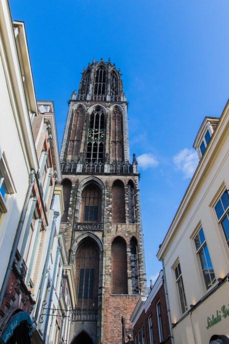 GINOPRESSBVStock_Domtoren_Utrecht_de_dom_2