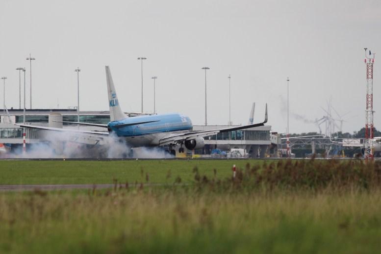GINOPRESSBVStock_KLM_Schiphol_7