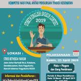 English Speech Contest 2019
