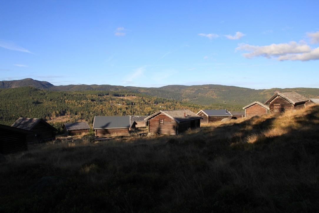 Gamle setervoller i Hurdal