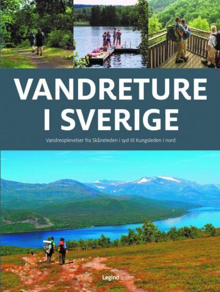Forside vandrebok Sverige