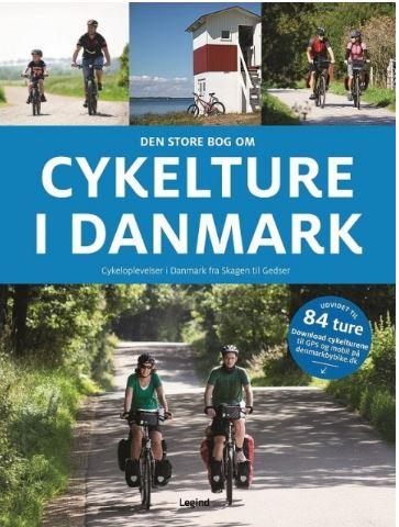 Forside sykkelbok Danmark
