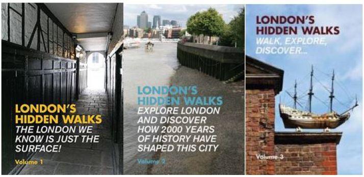 London vandre bøker